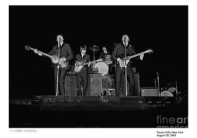 Beatles - 9 Art Print