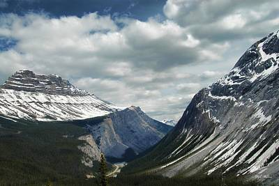 Photograph - Beautiful Banff National Park by Dyle   Warren