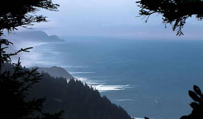 Photograph - Beautiful Oregon Coast by Katie Wing Vigil