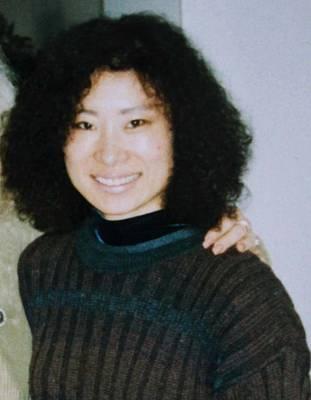 Becky Kim Artist Photograph - Becky by Becky Kim