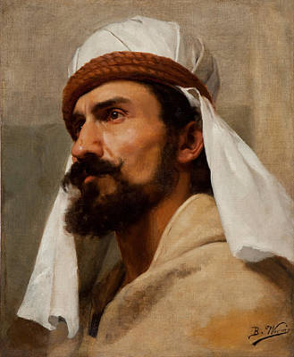Arabian Painting - Bedouin by Celestial Images