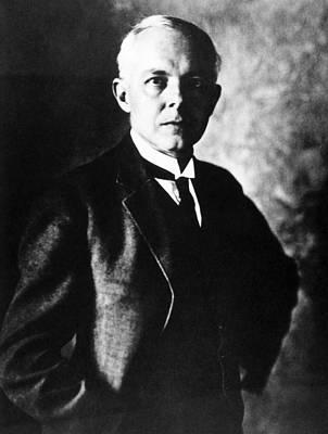 Bela Bartok (1881-1945) Art Print