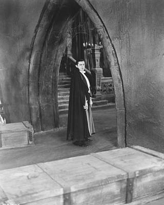 Bela Lugosi Photograph - Bela Lugosi by Silver Screen