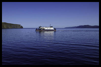Photograph - Bell Island Ferry  by Vincent Dwyer