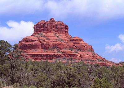 Photograph - Bell Rock by David Rizzo