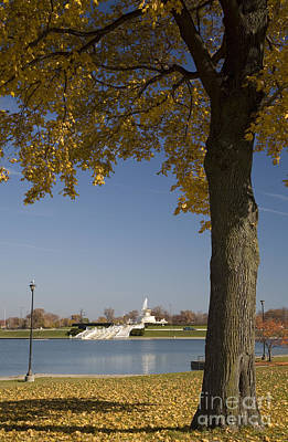 Photograph - Belle Isle by Jim West