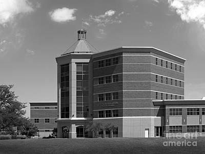 Photograph - Benedictine University Kindlon Hall by University Icons