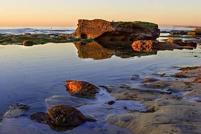 Whalen Photograph - Bermuda Avenue Sunset by Josh Whalen