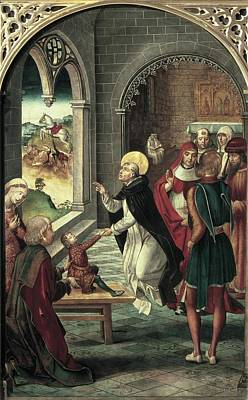 Berruguete, Pedro 1450-1504. Saint Art Print by Everett