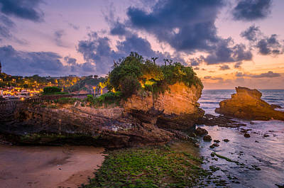 Photograph - Biarritz by Celso Bressan