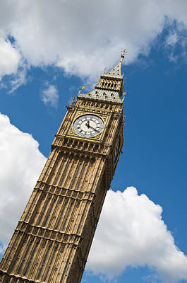 Photograph - Big Ben by Mick House