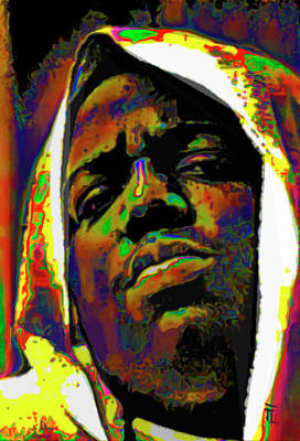 Biggie Smalls Original by  Fli Art