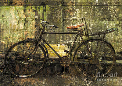 Photograph - Bike by Derek Selander