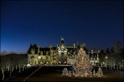 Photograph - Biltmore Estate by Erika Fawcett