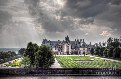 Biltmore Estate Art Print