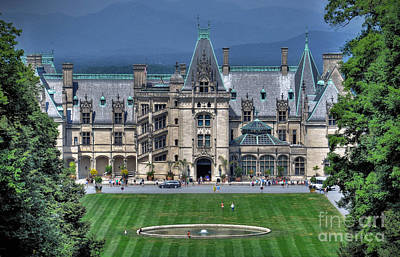 Biltmore House Art Print