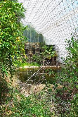 Photograph - Biosphere 2 by R B Harper