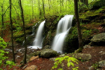 Photograph - Blackledge Falls by Andrea Galiffi