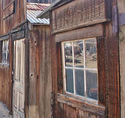 Photograph - Blacksmith Shop by Marilyn Diaz