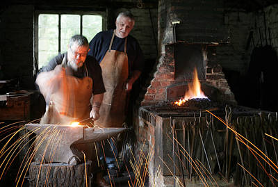 Photograph - Blacksmith by Stephen Norris