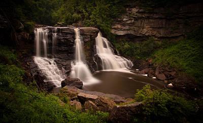 Virginia Photograph - Blackwater Falls by Shane Holsclaw
