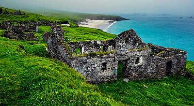 Photograph - Blasket Island by Florian Walsh