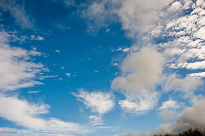 Photograph - Blue Skies And A Few Clouds  by Joseph Amaral