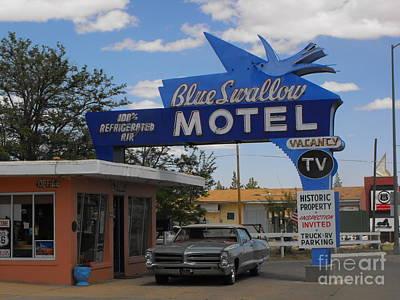 Blue Swallow Route 66 Original