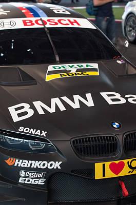 Bmw Racer Photograph - Bmw M3 Dtm 2012 Car by Frank Gaertner