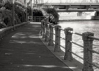 Photograph - Boardwalk 2 by The Art of Marsha Charlebois