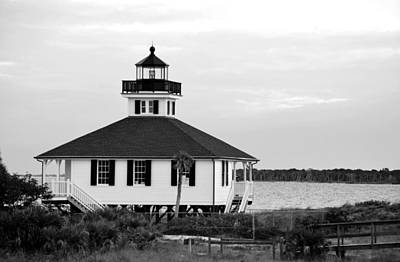 Photograph - Boca Grande Lighthouse by Ronald T Williams