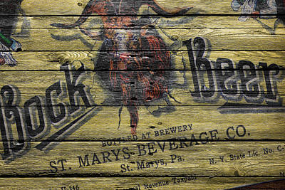 Hop Photograph - Bock Beer by Joe Hamilton