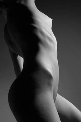 Dancers Photograph - Bodyscape by Joe Kozlowski
