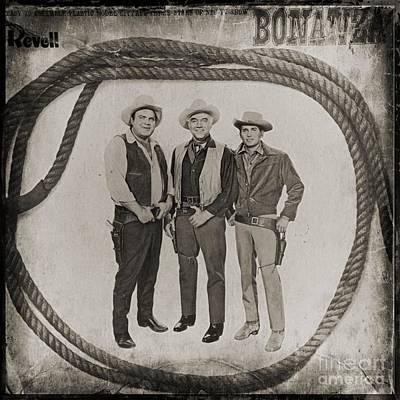Portratis Photograph - Bonanza by John Malone