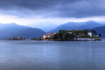 Lago Maggiore Photograph - Borromean Islands by Joana Kruse