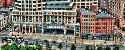 Photograph - Boston 4033 by Jeff Stallard