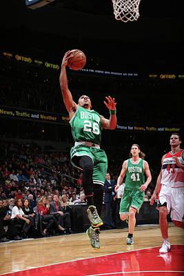 Photograph - Boston Celtics V Washington Wizards by Ned Dishman