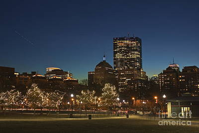 Photograph - Boston Common   by Amazing Jules