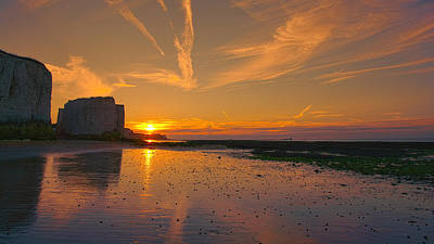 Botany Bay Sunset Art Print