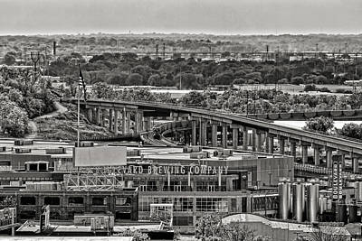 Photograph - Boulevard Brewing Company by Sennie Pierson