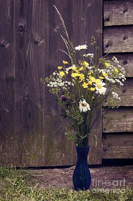 Bouquet Art Print by Svetlana Sewell