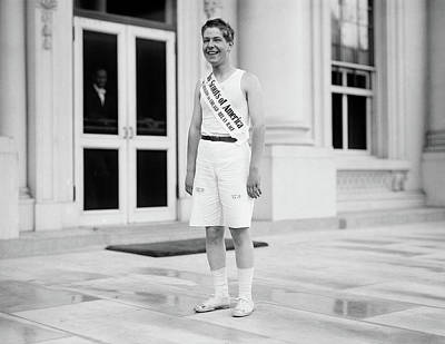 Photograph - Boy Scout, 1913 by Granger
