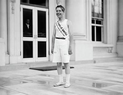 Photograph - Boy Scout, 1913 by Granger