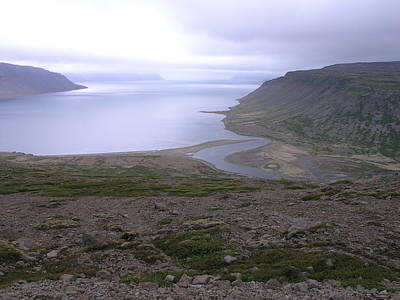 Photograph - Breidavik by Olaf Christian
