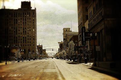Photograph - Brick Road by Scott Hovind