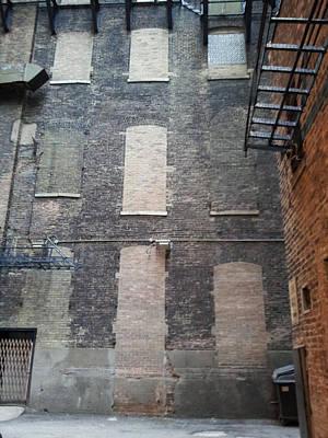 Brickovers Art Print