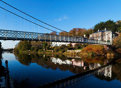 County Cork Photograph - Bridge Across A River, Dalys Bridge by Panoramic Images