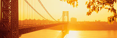 Bridge Across The River, George Art Print