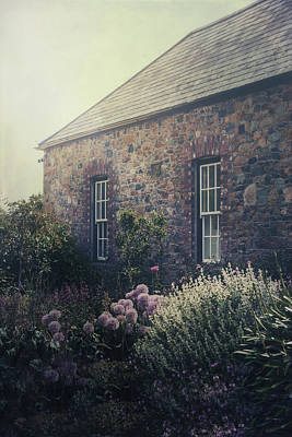 Stonewall Photograph - British Cottage by Joana Kruse