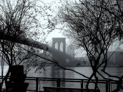 Railroad - Brooklyn Tower by Jeff Watts